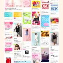 colet web site