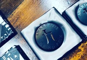 K-ADC AWARD 2018でグランプリを受賞いたしました。|九州アートディレクターズクラブ
